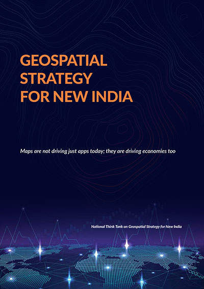 Geospatial Strategy for New India